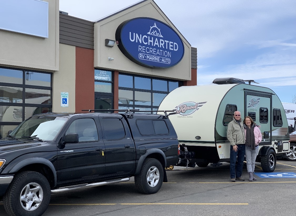 Uncharted Recreation - New & Used RVs, Cars, Boats, Service